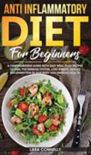 Anti Inflammatory Diet For Beginners Book