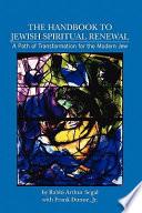 The Handbook to Jewish Spiritual Renewal