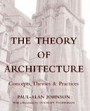 The Theory of Architecture