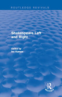 Shakespeare Left and Right - Seite 171