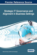 Pdf Strategic IT Governance and Alignment in Business Settings Telecharger