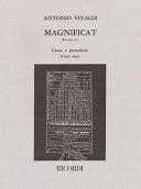 Magnificat RV 610a-611