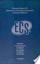 Chemical Sensors Vi Book PDF