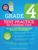 Barron's Core Focus Grade 4: Test Practice for Common Core