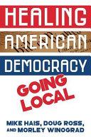 Healing American Democracy