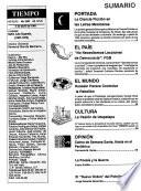 Tiempo  , Ausgaben 2553-2565