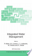 Integrated Water Management Book