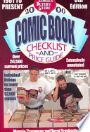 2000 Comic Book Checklist and Price Guide