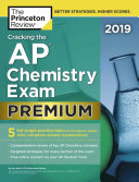 Cracking the AP Chemistry Exam 2019 Book