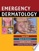 Emergency Dermatology Book PDF