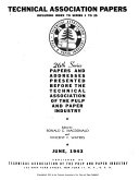 Technical Association Papers