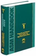 ASM Handbook Book