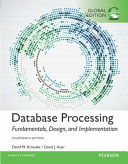 Cover of Database Processing