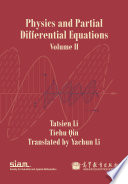 Physics and Partial Differential Equations
