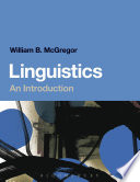 Linguistics  An Introduction