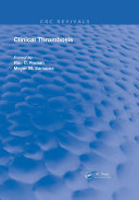 Clinical Thrombosis