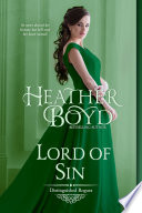 Lord of Sin Book