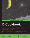 D Cookbook