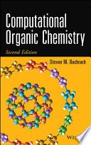 Computational Organic Chemistry Book PDF