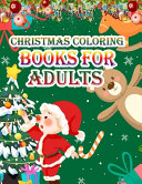 Christmas Coloring Books For Adult