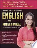 """ENGLISH WITH NIMISHA BANSAL"" by NIMISHA BANSAL"