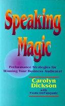Speaking Magic
