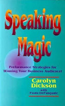 Speaking Magic