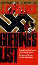Goering's List