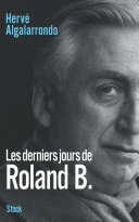 Pdf Les derniers jours de Roland B Telecharger