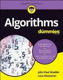 Algorithms For Dummies Pdf/ePub eBook