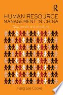 Human Resource Management in China