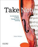 Take Note Book PDF