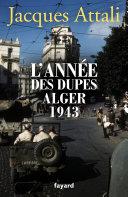Pdf L'année des dupes 1943 Telecharger