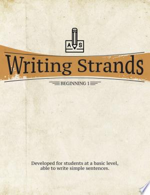 Download Writing Strands: Beginning 1 PDF Book - PDFBooks