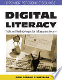 Digital Literacy: Tools and Methodologies for Information Society