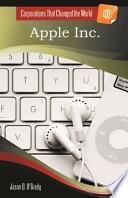 """""""Apple Inc"""" by Jason D. O'Grady"""