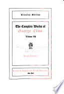 The Complete Works of George Eliot