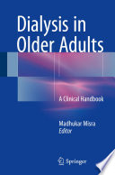 Dialysis in Older Adults Book