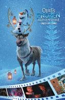 Disney Olaf s Frozen Adventure Cinestory Comic Book