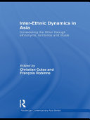 Pdf Inter-Ethnic Dynamics in Asia Telecharger