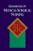 Cover of Handbook of Medical-surgical Nursing