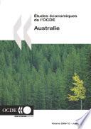 Études économiques de l'OCDE : Australie 2006