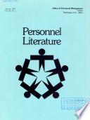 Personnel Literature Book