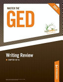 Master the GED: Writing Review