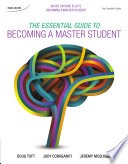 The Essential Guide To Becoming A Master Student 1ce PDF