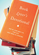 The Book Lover's Devotional