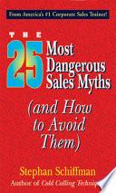 25 Most Dangerous Sales Myths Book PDF