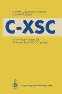 C XSC