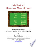 Rimes and More Rhymes