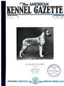 The American Kennel Gazette Book